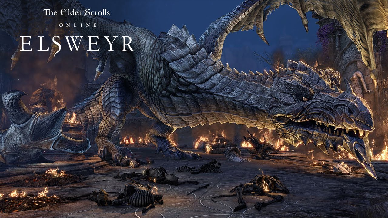 The Elder Scrolls Online: Elsweyr - Dragon Rage