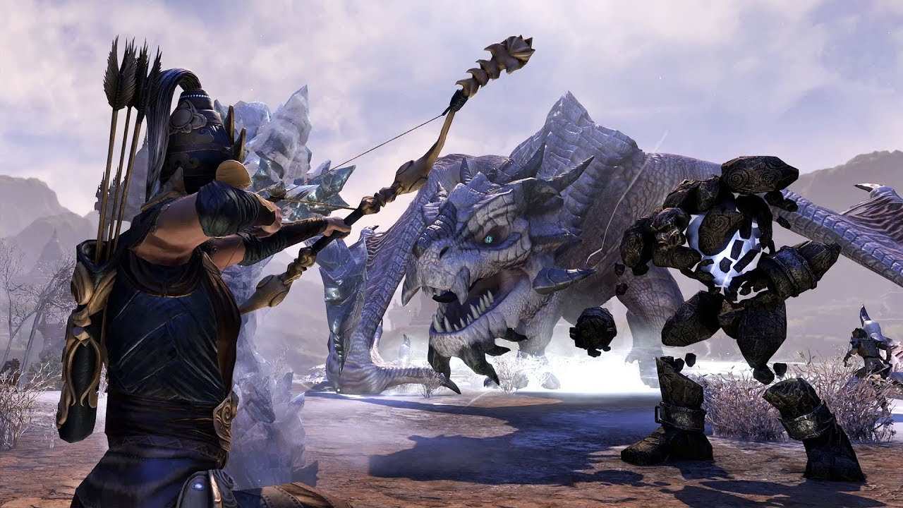 The Elder Scrolls Online: Sunspire Trial Dev & Community Run