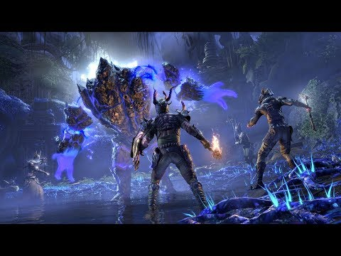 The Elder Scrolls Online: Scalebreaker First Look