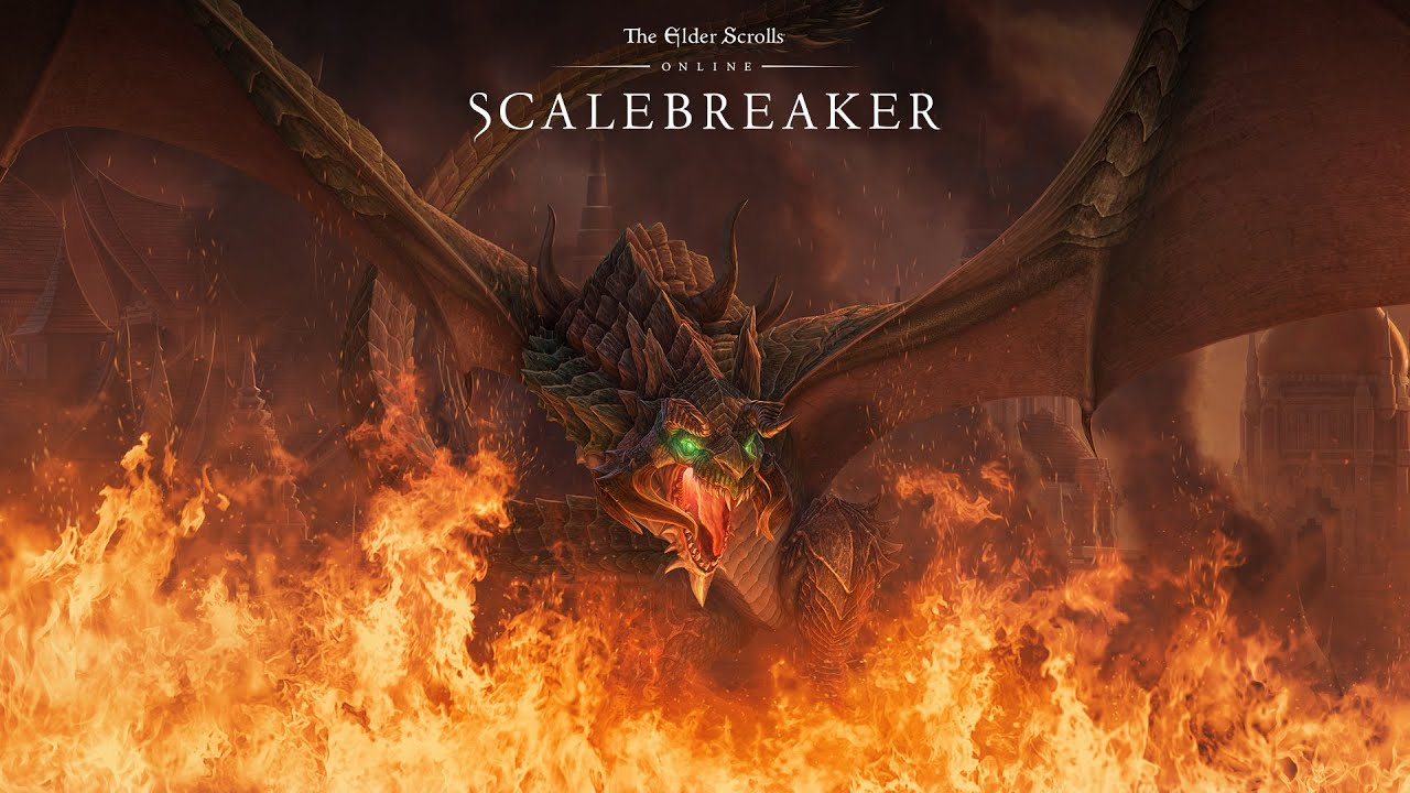 The Elder Scrolls Online: Scalebreaker - Official Trailer