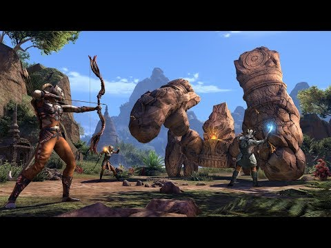 The Elder Scrolls Online: Scalebreaker Dungeon Run
