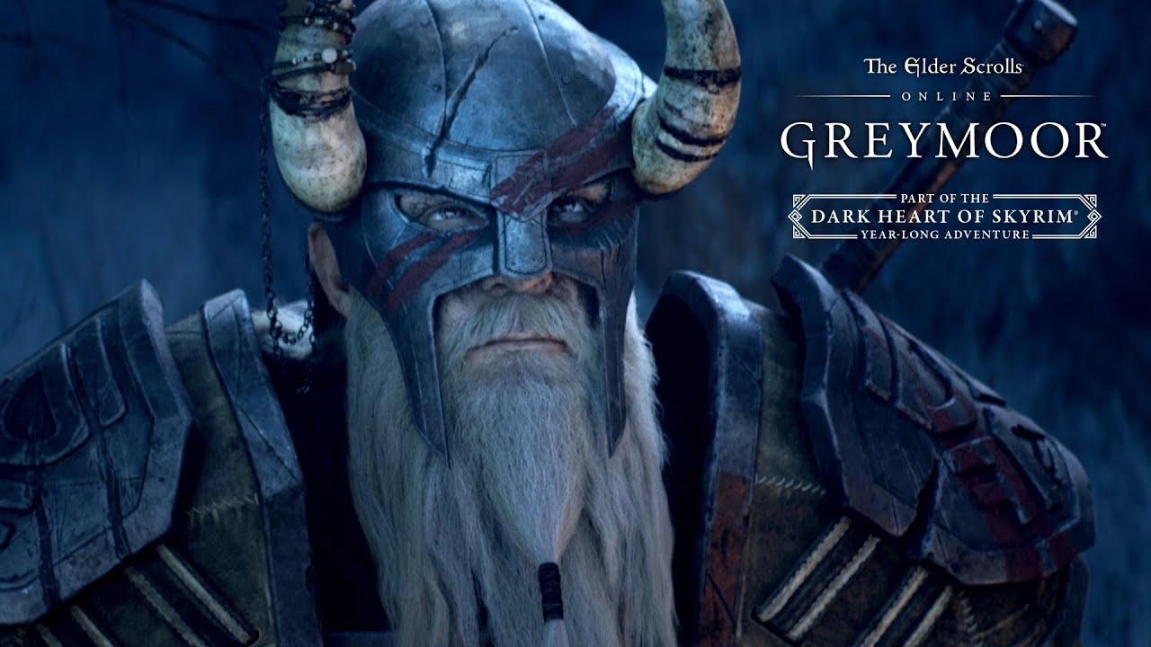The Elder Scrolls Online: The Dark Heart of Skyrim Announcement Cinematic Trailer