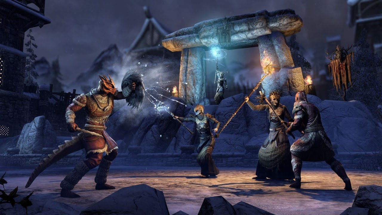 ESO Live: February 5 - Harrowstorm Dungeon Tour