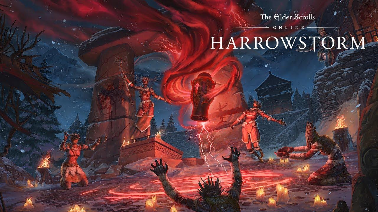 The Elder Scrolls Online: Harrowstorm Developer Preview