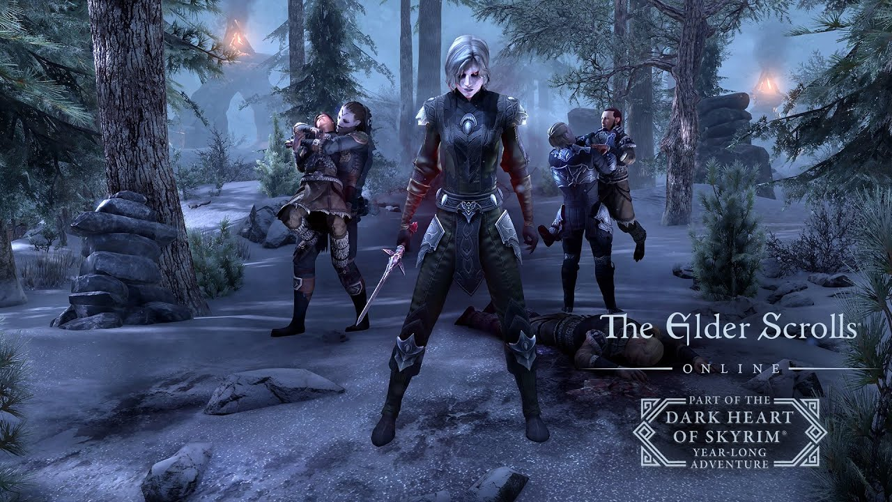 "The Elder Scrolls Online - ""Re-Vamped"" Skill Line Overview"