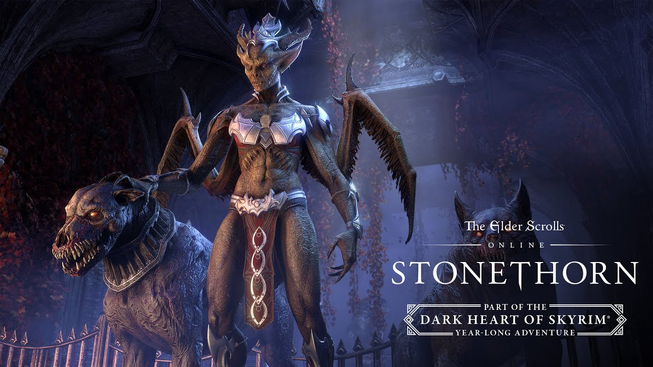 The Elder Scrolls Online: Stonethorn Gameplay Trailer