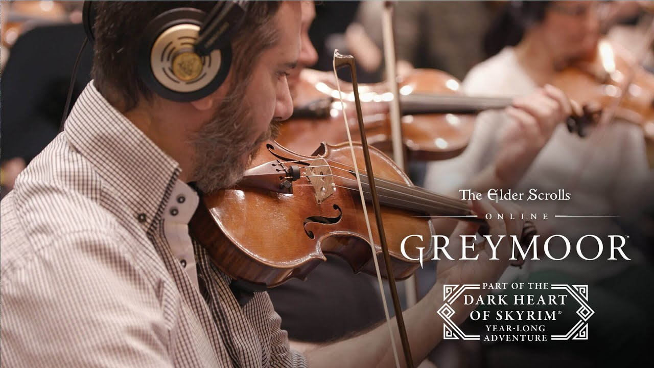 The Elder Scrolls Online: Greymoor - Behind the Music