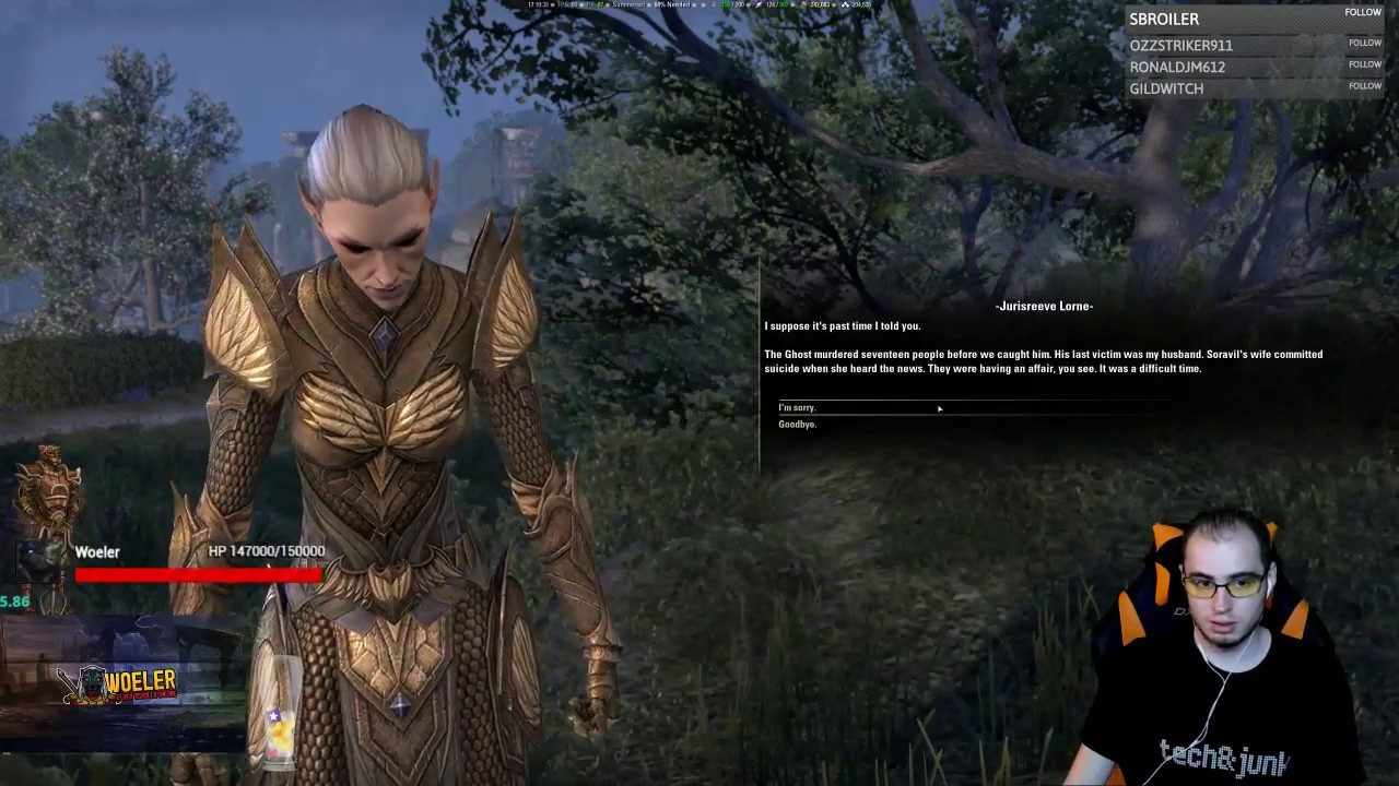 [Stream] Exploring Summerset! New players welcome!
