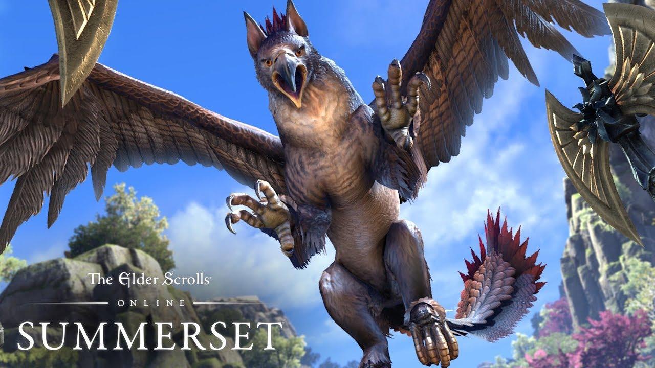 The Elder Scrolls Online: Summerset – Gameplay-Vorstellung